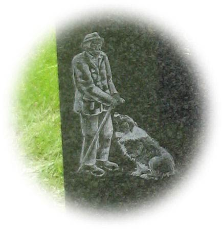 Man and Dog Memorial