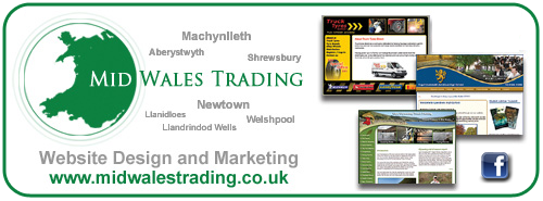 Website Designers for Craven Arms Memorials Mid Wales Trading